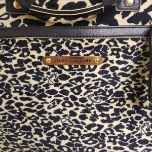 Juicy Couture laptop case bag
